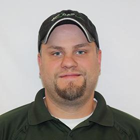 Jeff Cosgrove, technician, headshot image