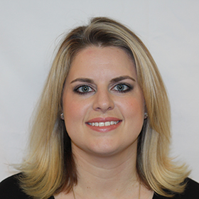 Kelly Beckman, operations manager headshot image