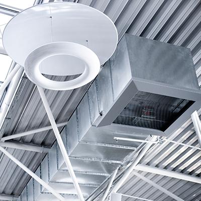 G&S HVAC Services: commercial image